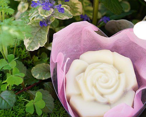rose-soap