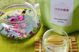 バラの緑茶 30g