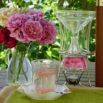 5月限定 バラの花と香りで心安らぐひととき