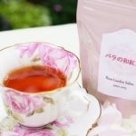 バラの和紅茶 リーフ50g